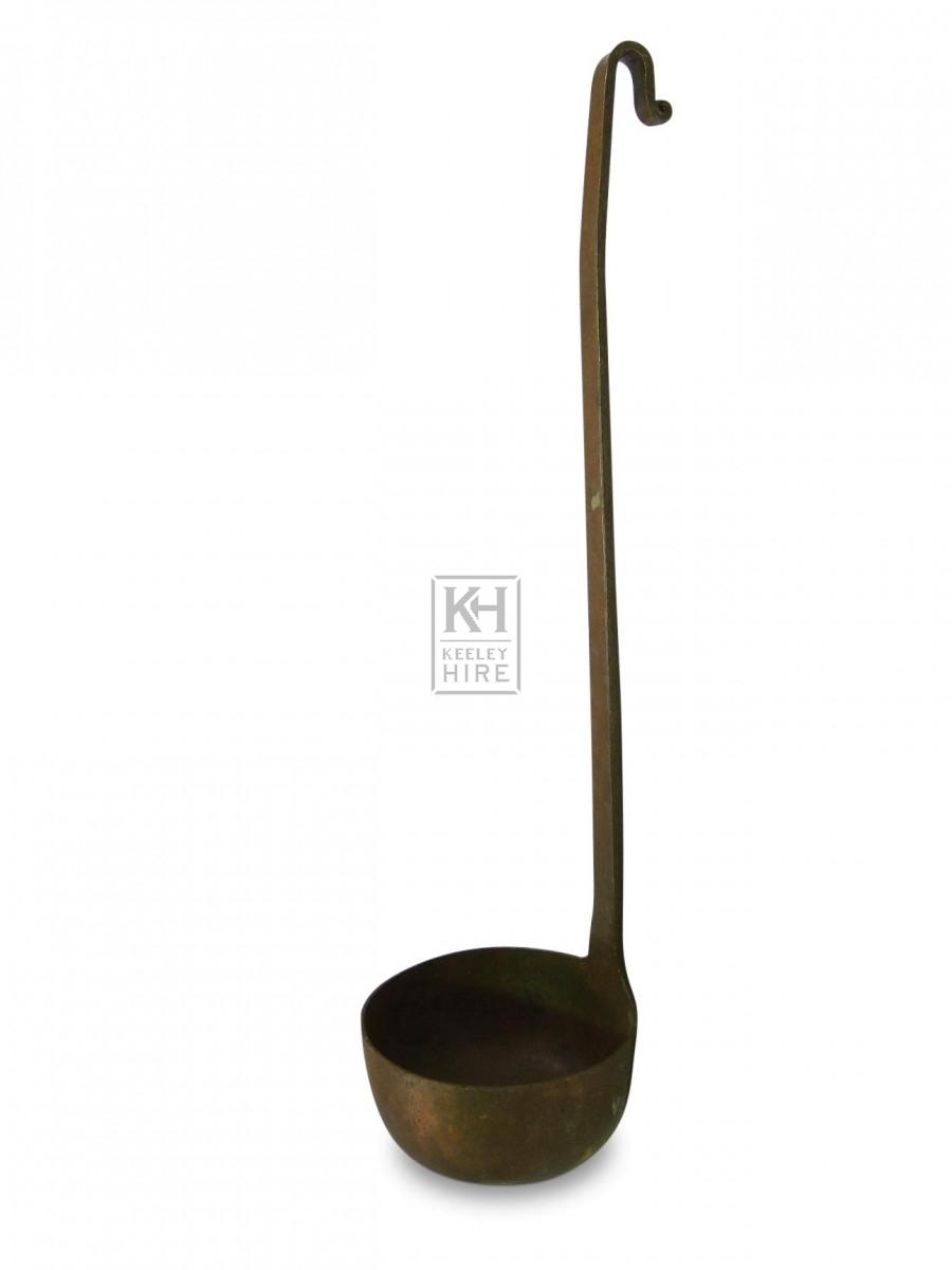 Copper Ladle