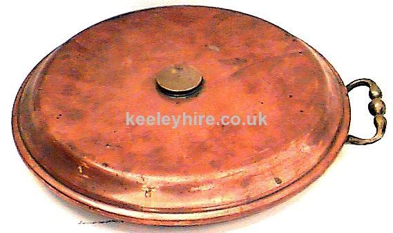 Copper Bed Warmer #3