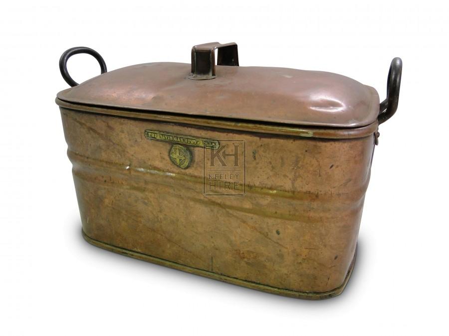Copperware Container