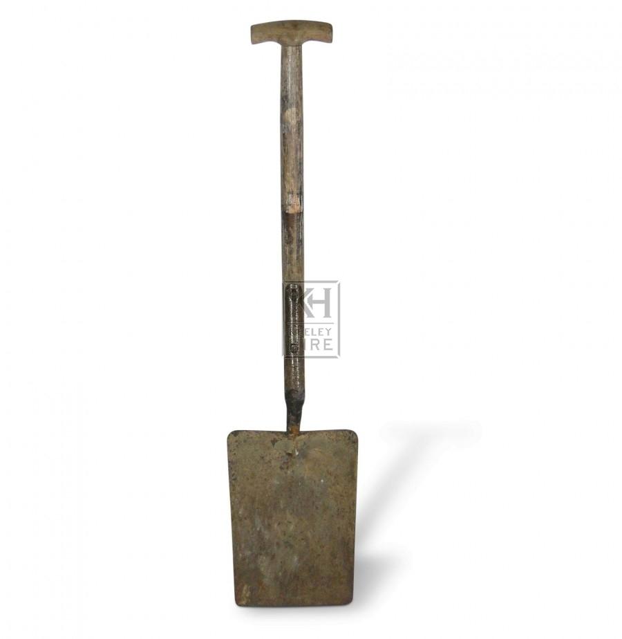 T-Handled Shovel
