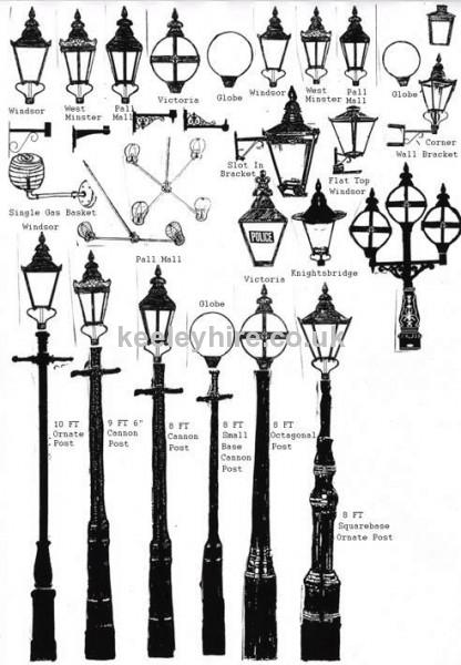 Street Lighting - Various