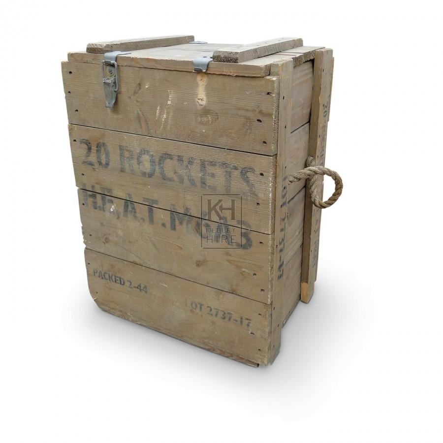 Rockets Ammo Box