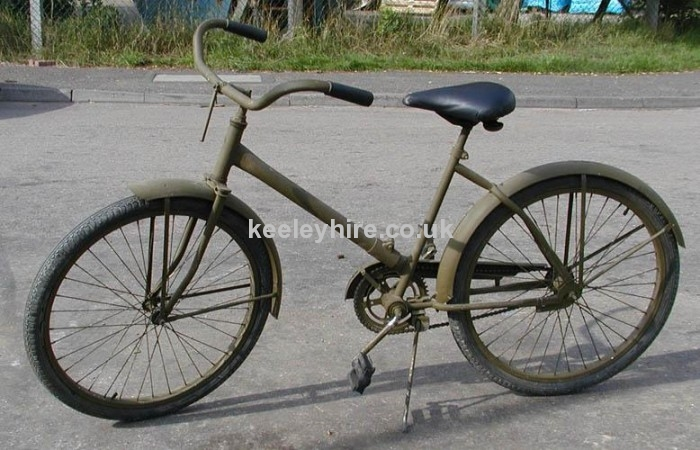 Military Bicycle