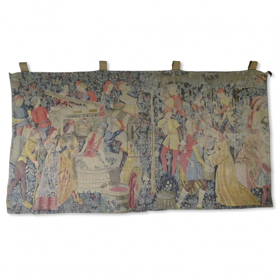 The Harvest Tapestry