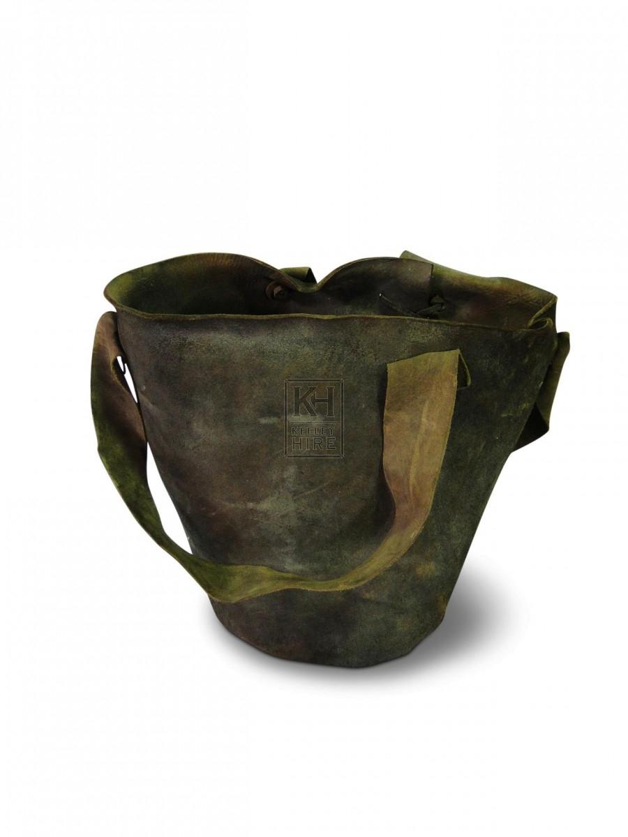 Leather Bucket #1