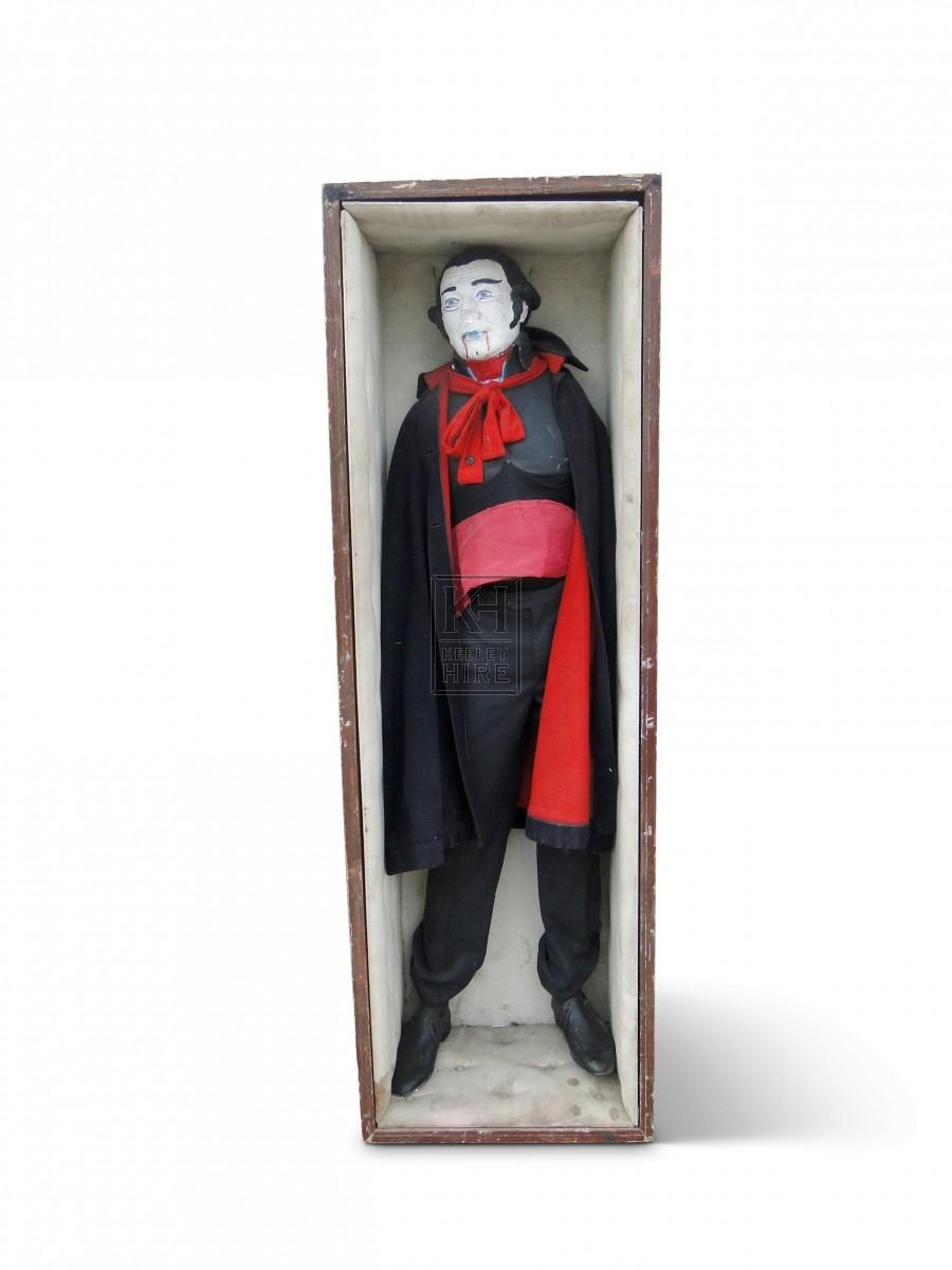 Figure - Count Dracula