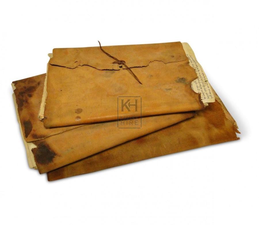 Leather Document Folders