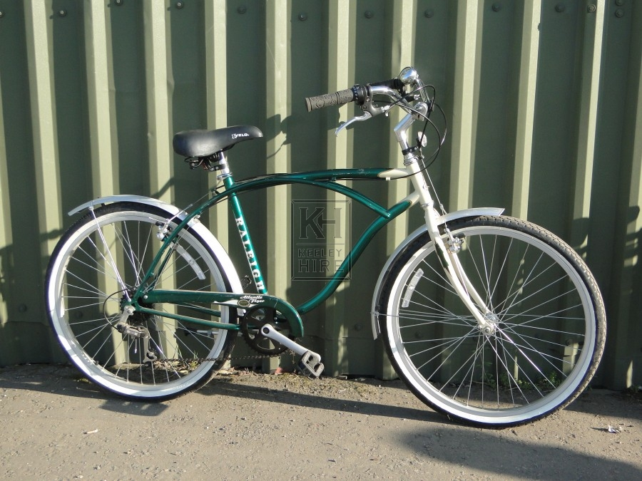 American Raleigh bicycle