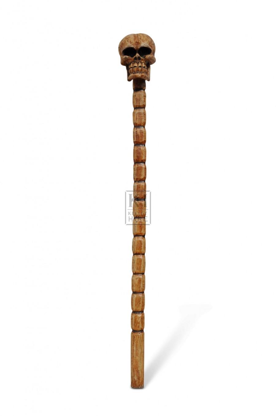 Small Skull Poles