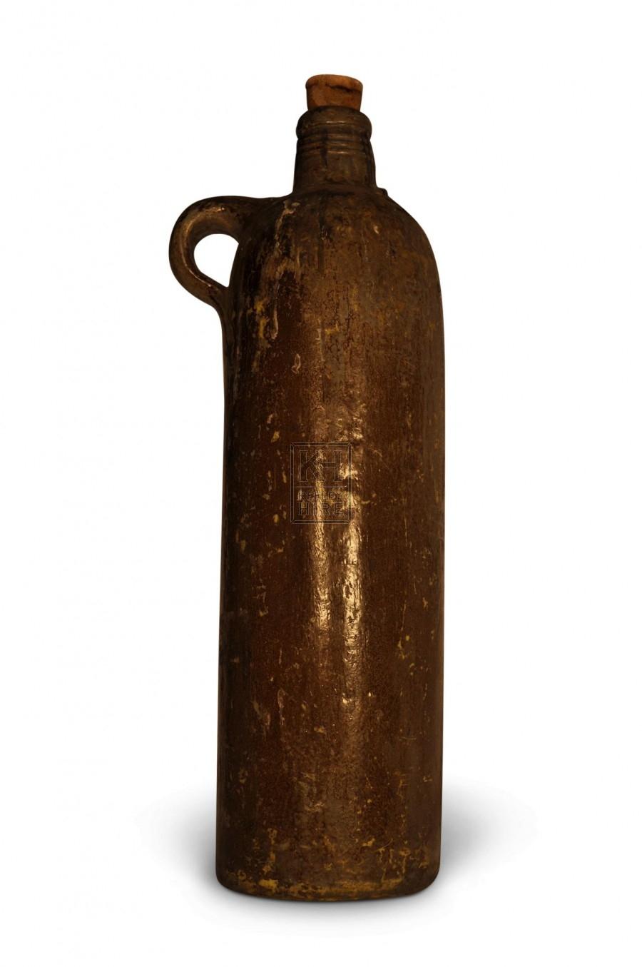 Stoneware Gin bottles