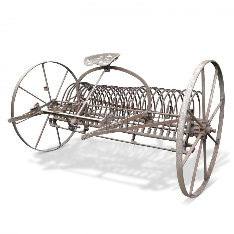 Large Hay Rake Machine