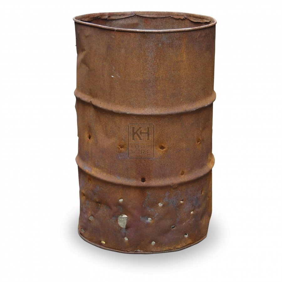 Oil Drum Brazier