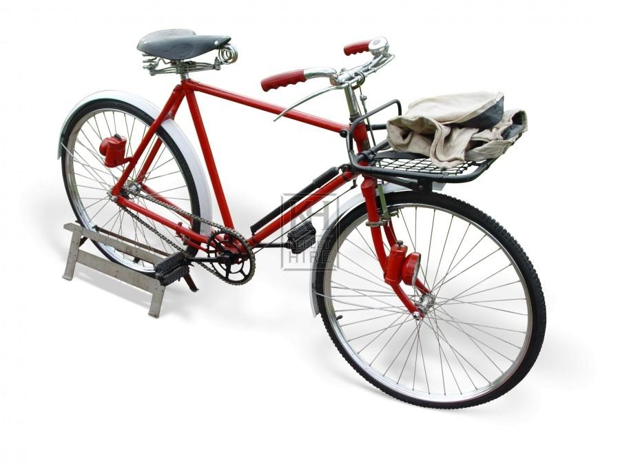 Postal Bicycle & bag