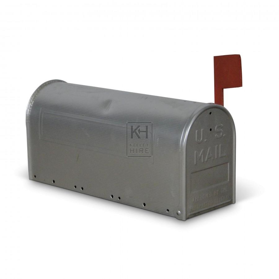 Metal US Mailbox