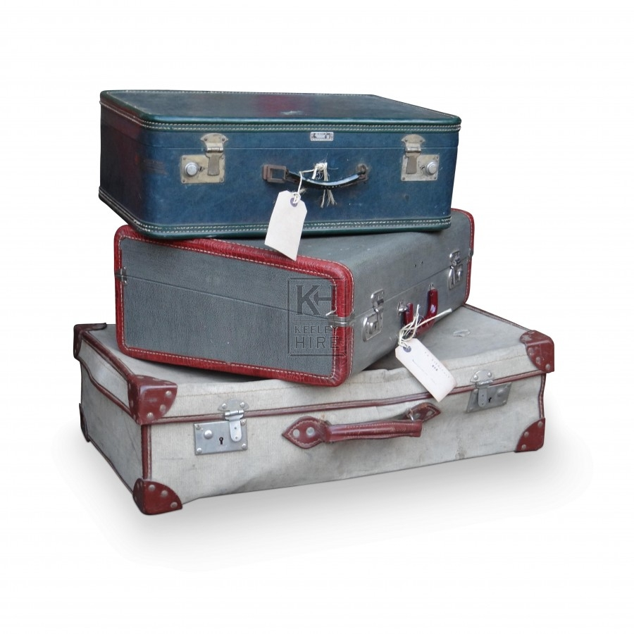 Suitcases / Travel Cases