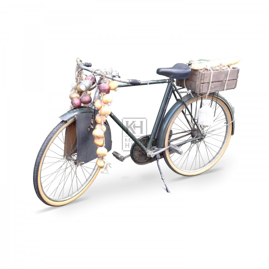 French onion bicycle