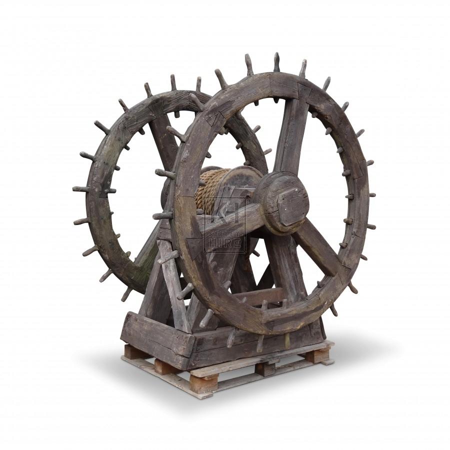 Large cog wheels #1