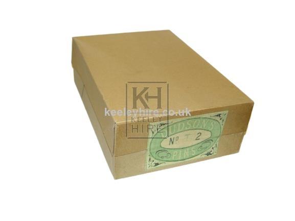 Dudsons Pins card box