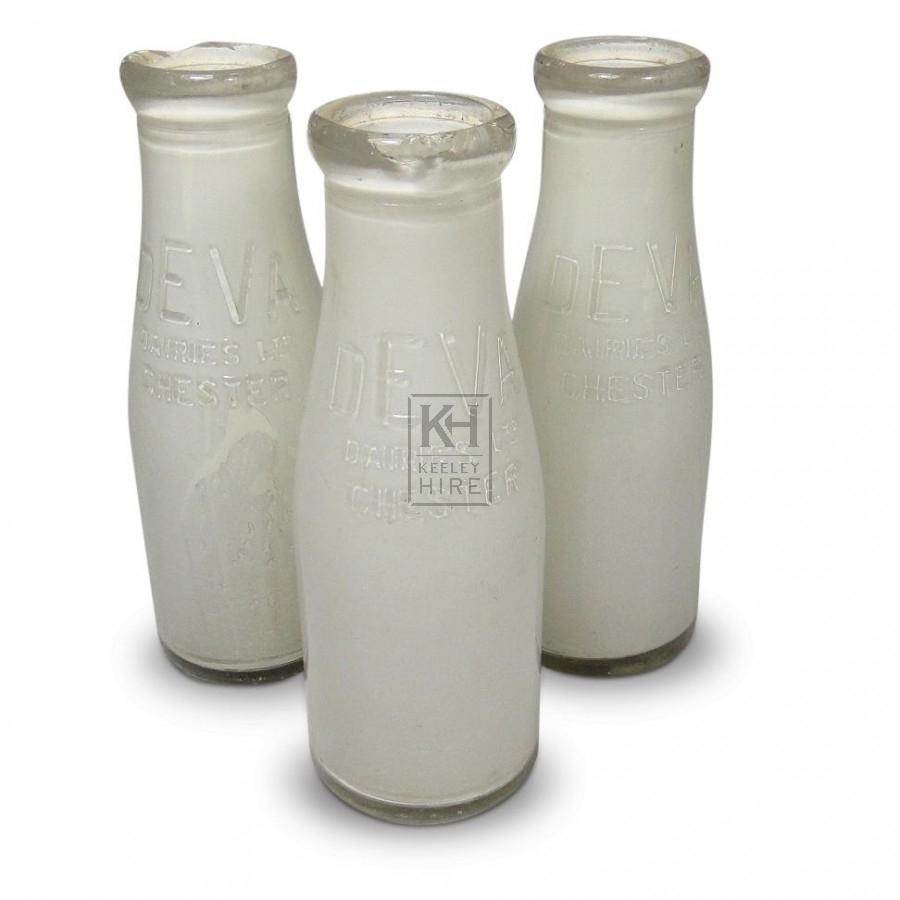 Period Milk Bottles