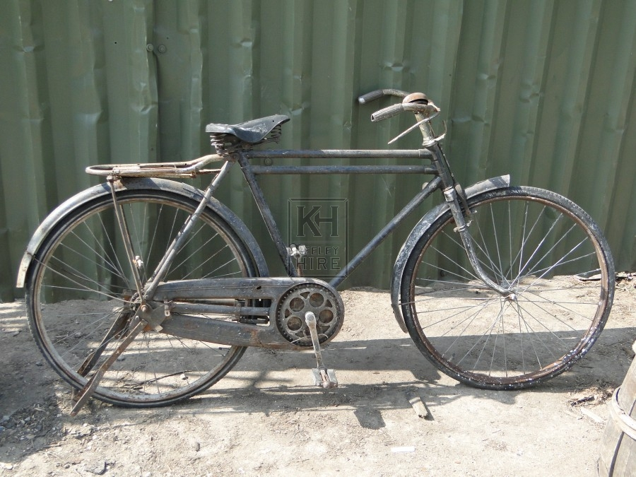 Very rough period Indian bicycle