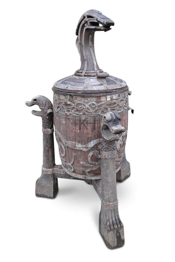 Dragon Barrel