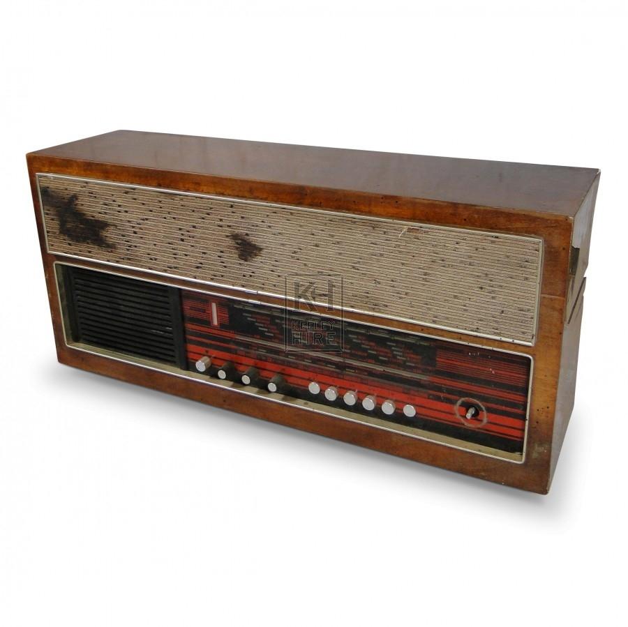 Period 70s Radio