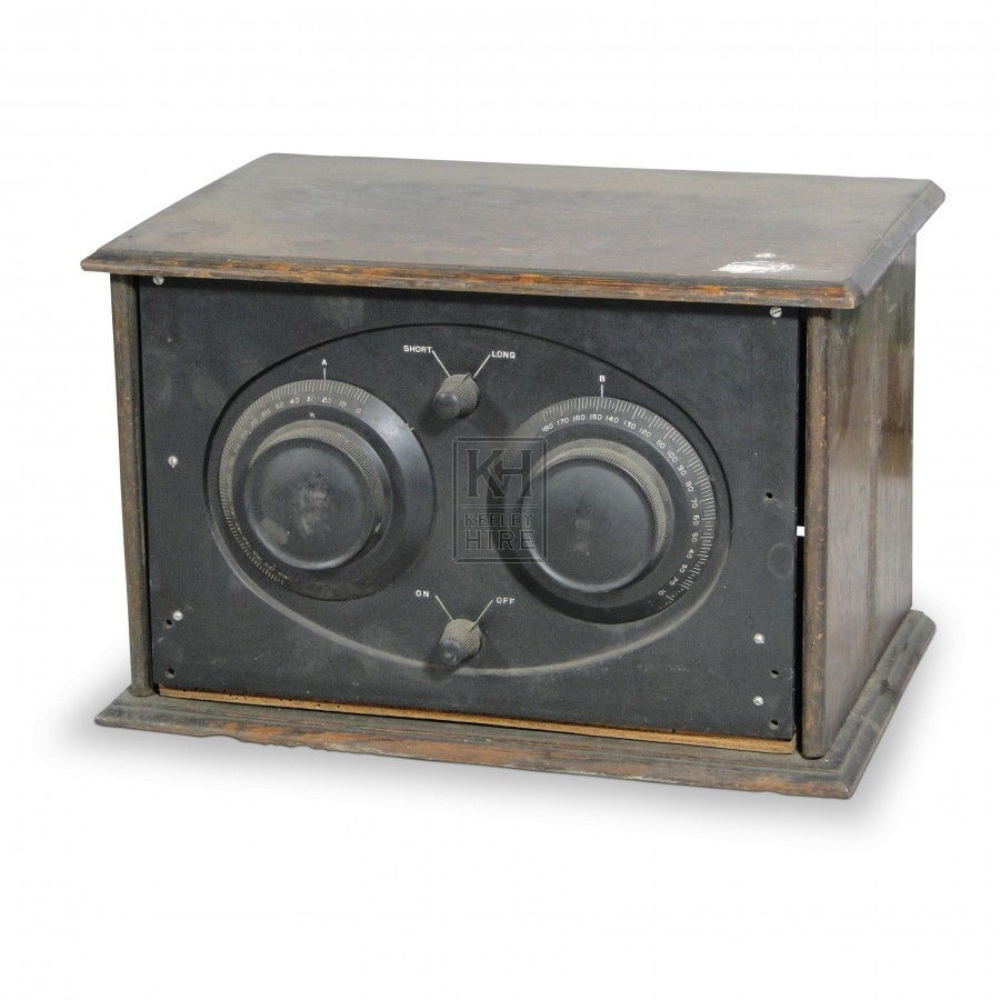 Early Dial Radio