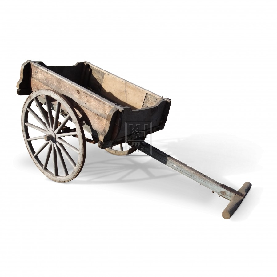 T-Handled Farm Cart