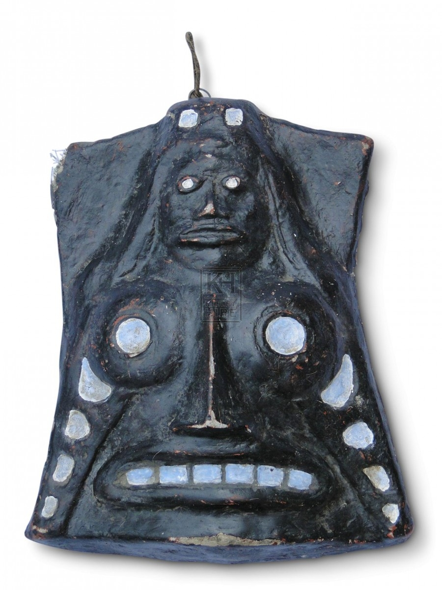 Native Mask # 4