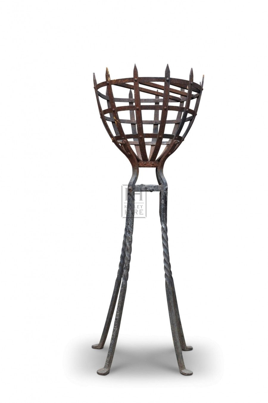 Brazier - Freestanding Basket