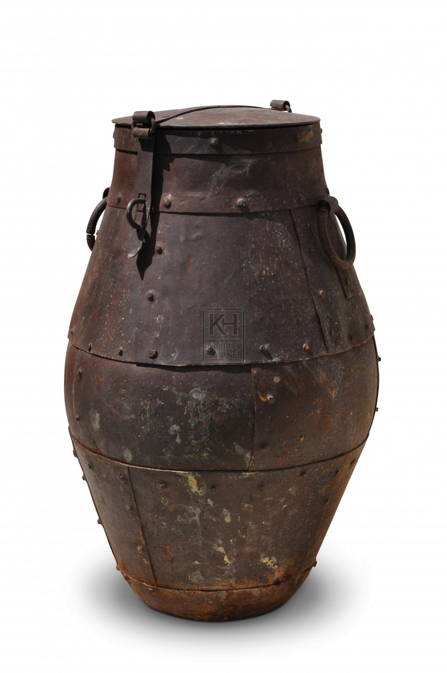 Early Metal Container