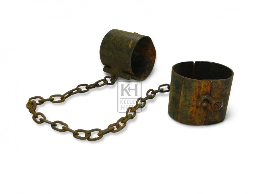 Cuffs with Chain