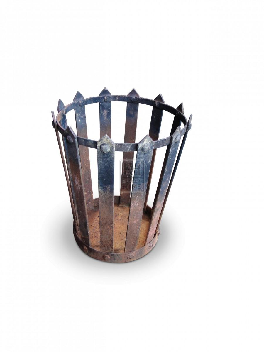 Simple Basket Brazier