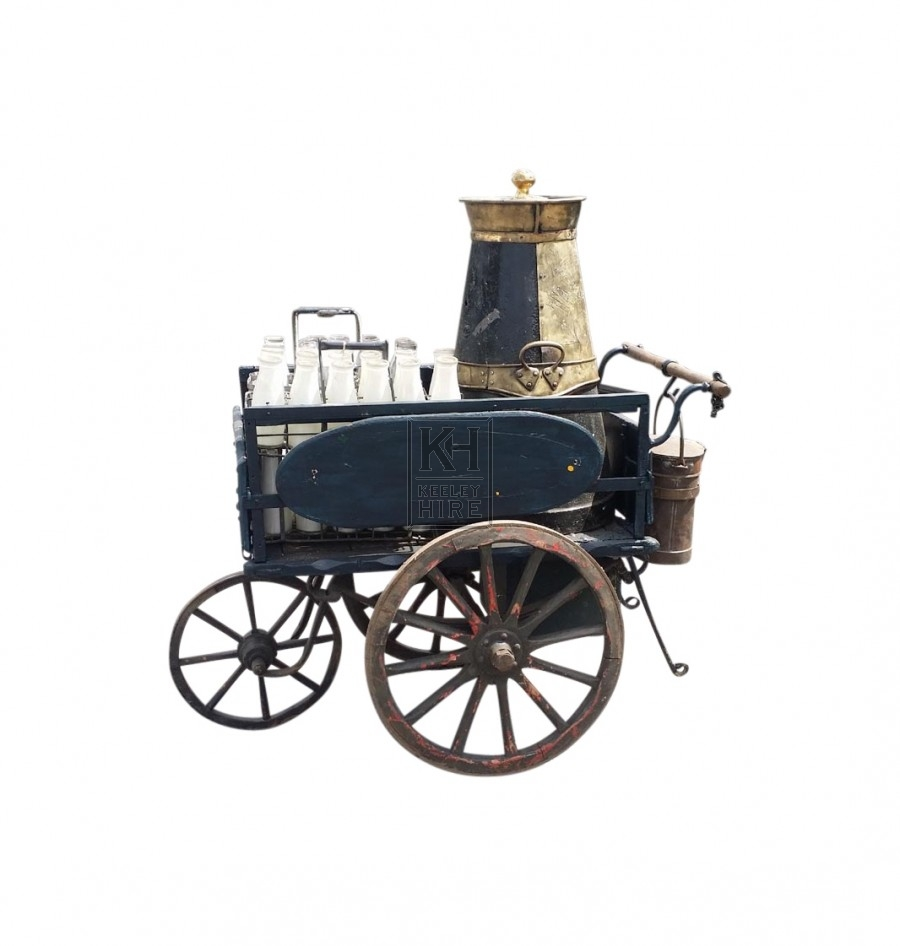Evans Dairy Cart