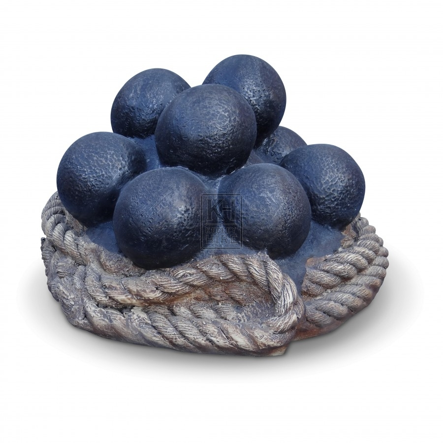 Cannon Balls with Rope