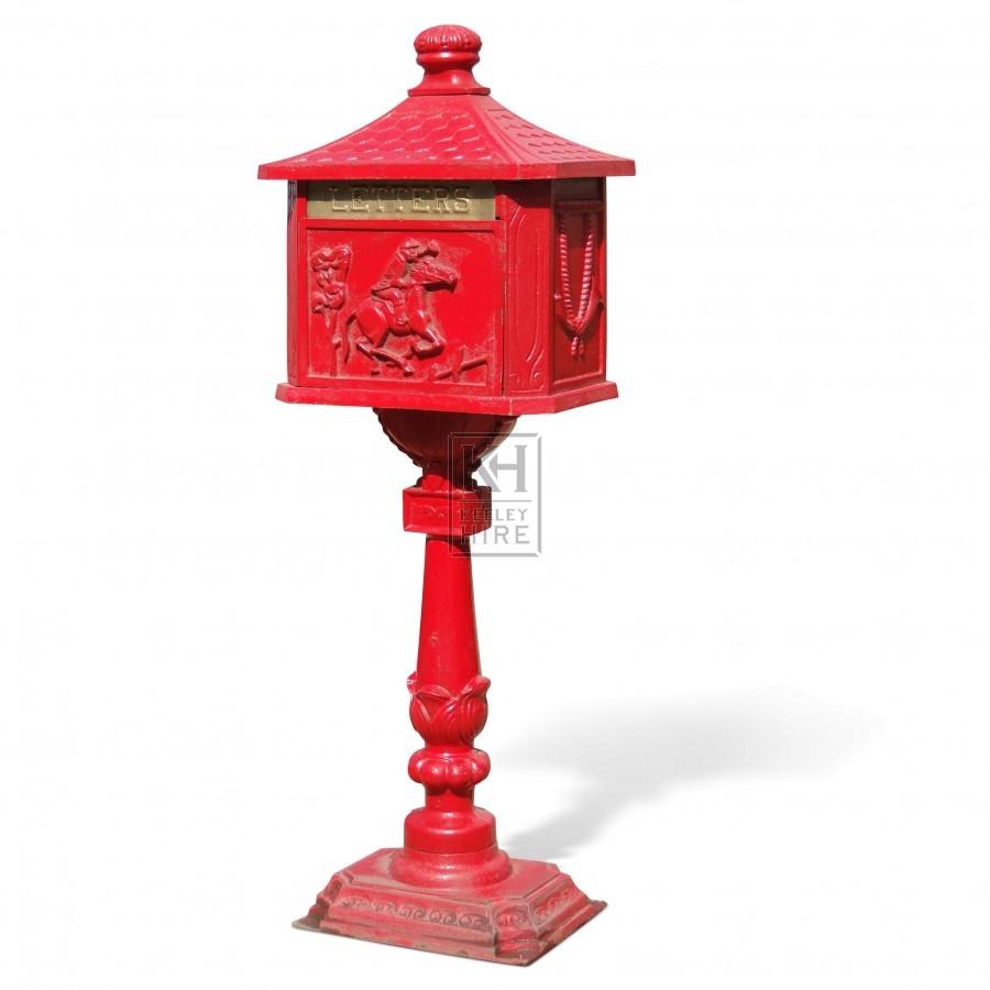 Freestanding Letterbox