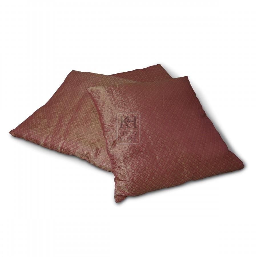 Pink Cushions