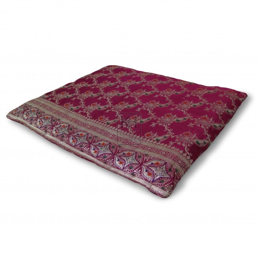 Pink Cushion Seat Pad