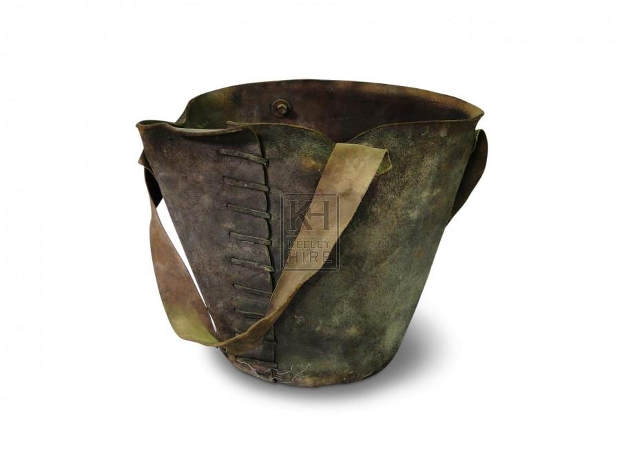 Leather Bucket #2