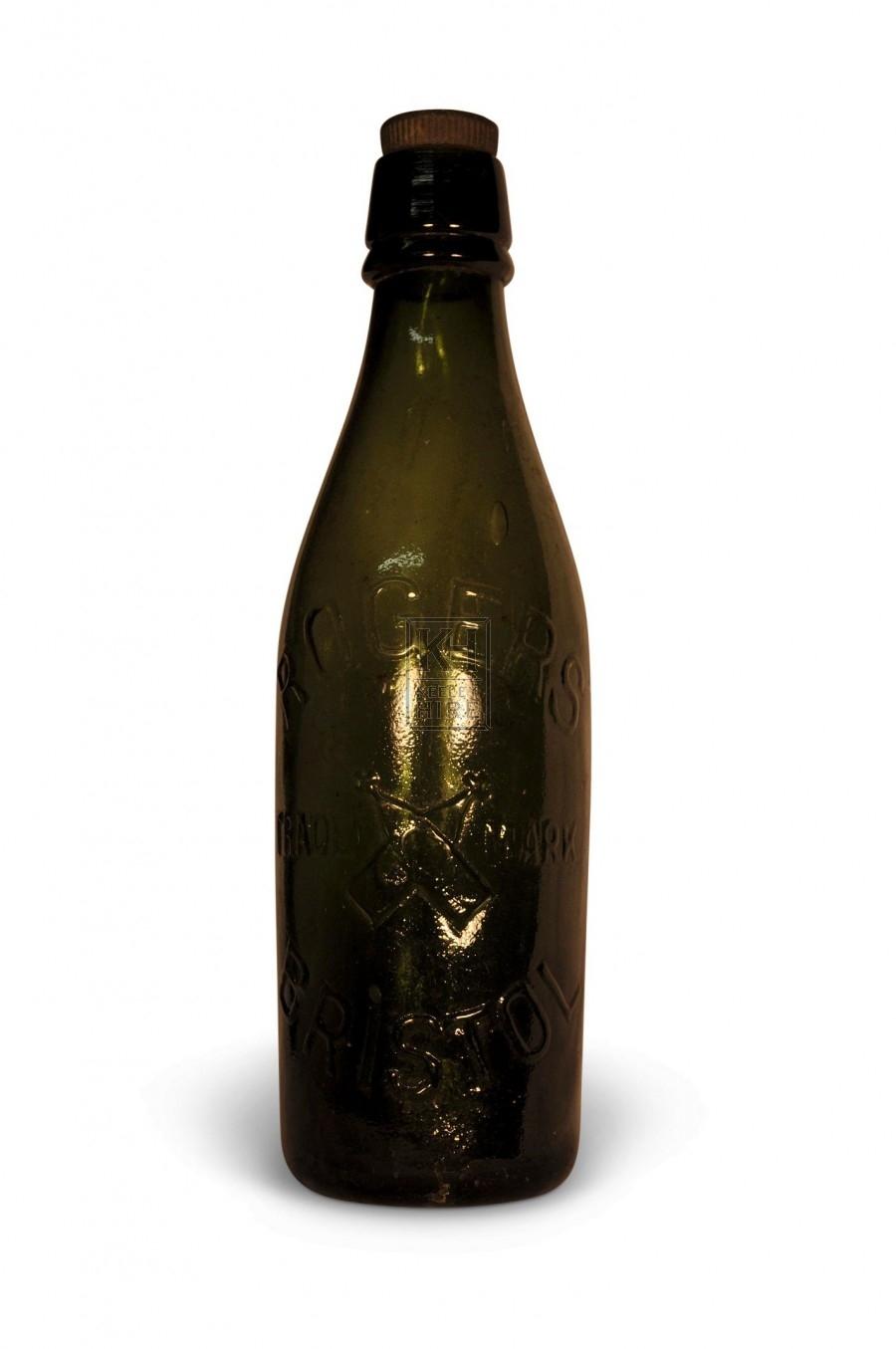 Glass Bottle #3