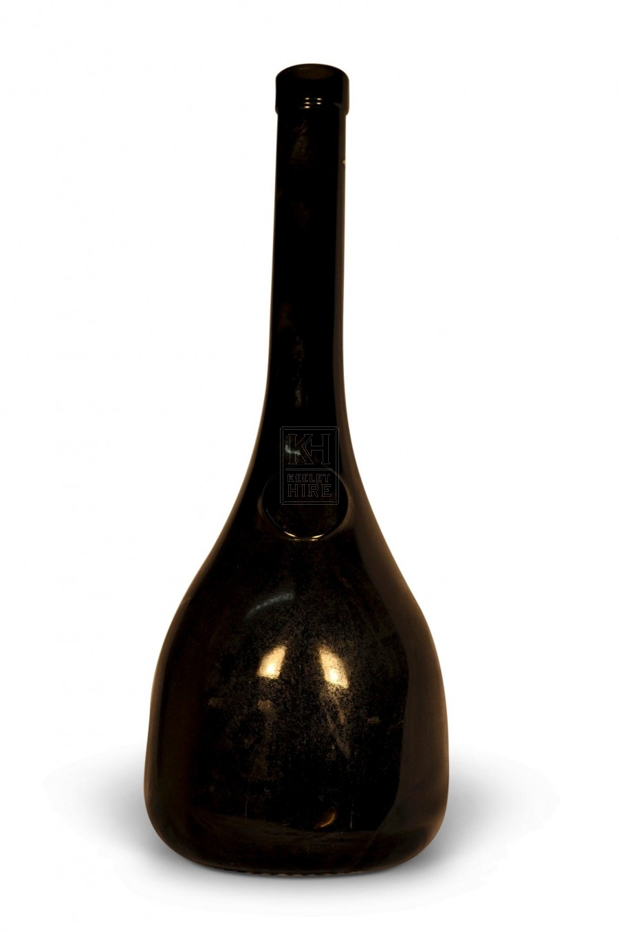 Long Necked Glass Bottle