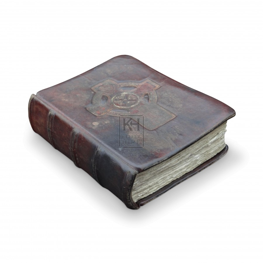 Small Leatherbound Book