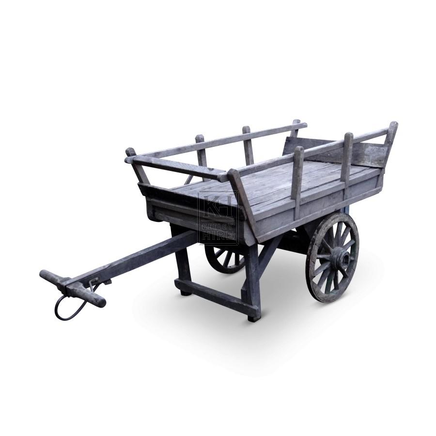 T Bar Cart