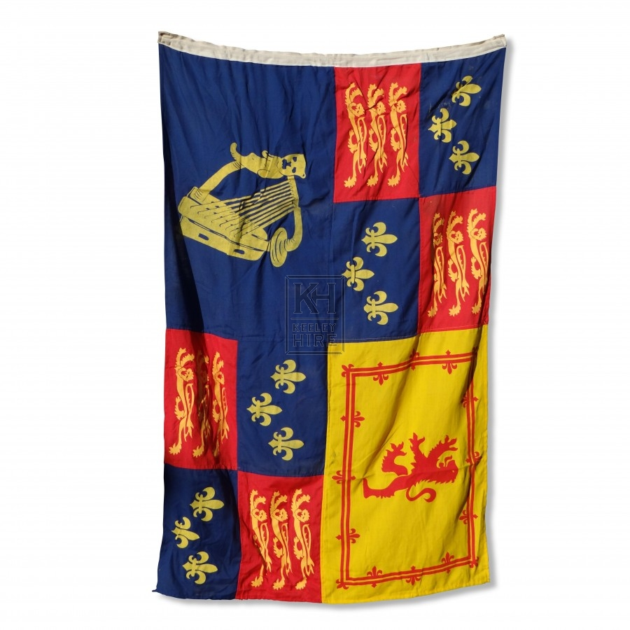 Royal Standard Flag