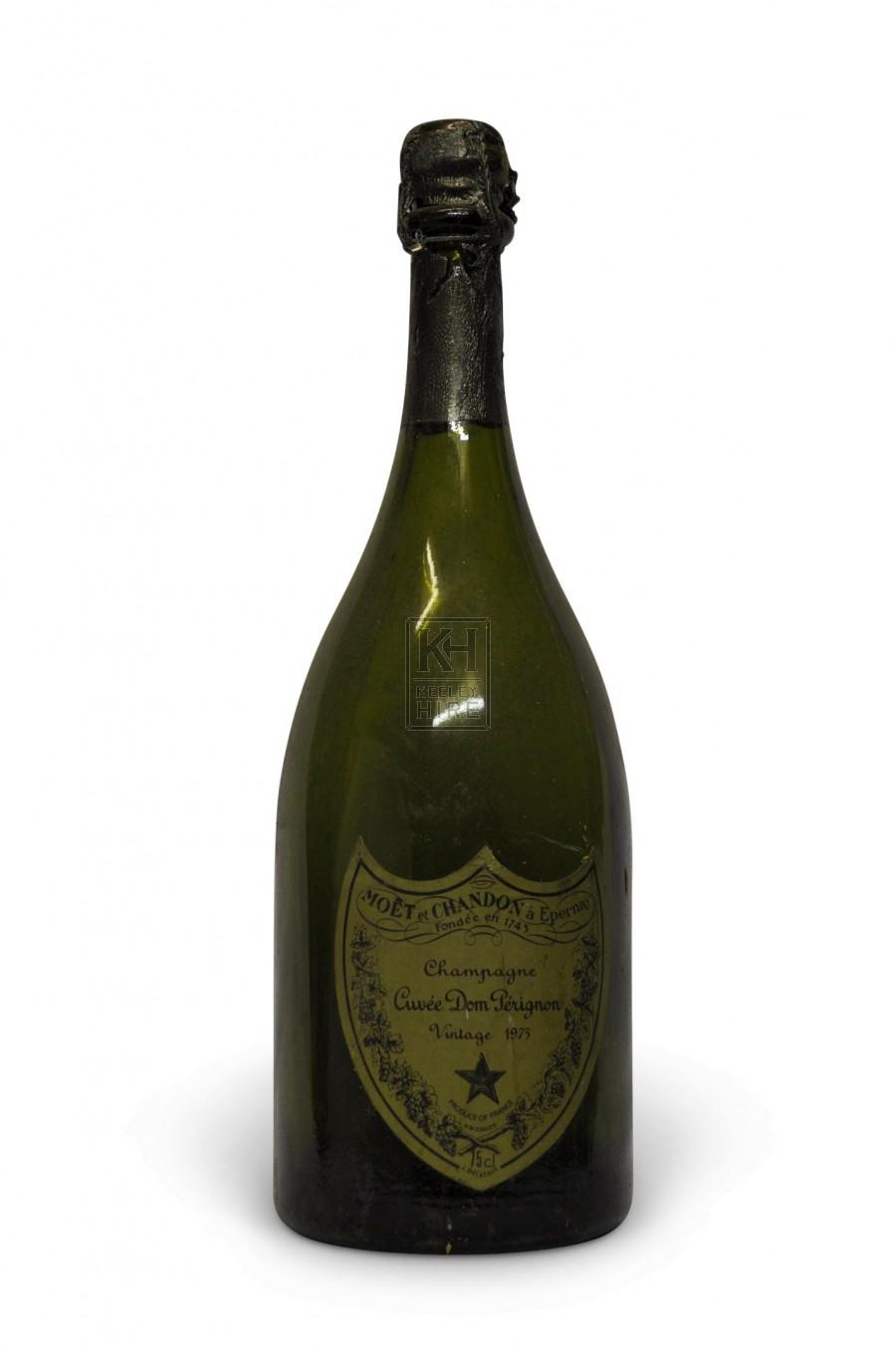 Champagne Bottle 1975