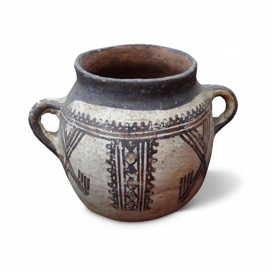 Small Ethnic Jar