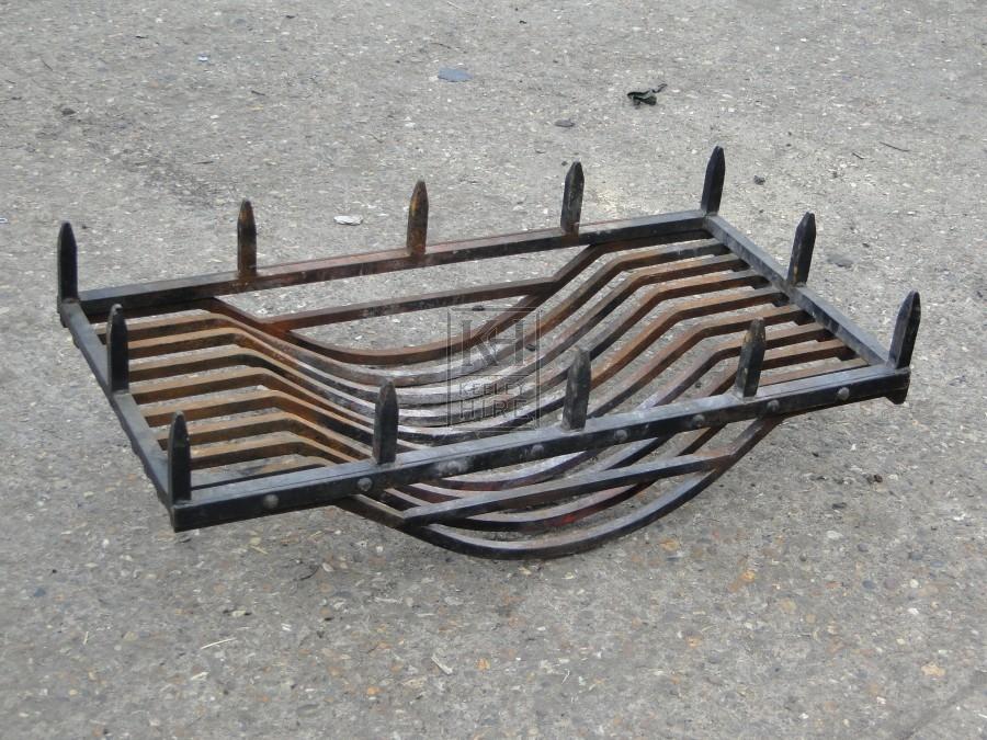 Firegrate Basket Deep