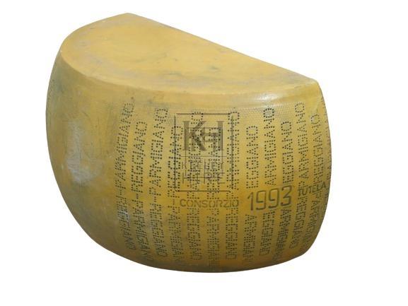 Parmesan Parmigiano Cheese Half