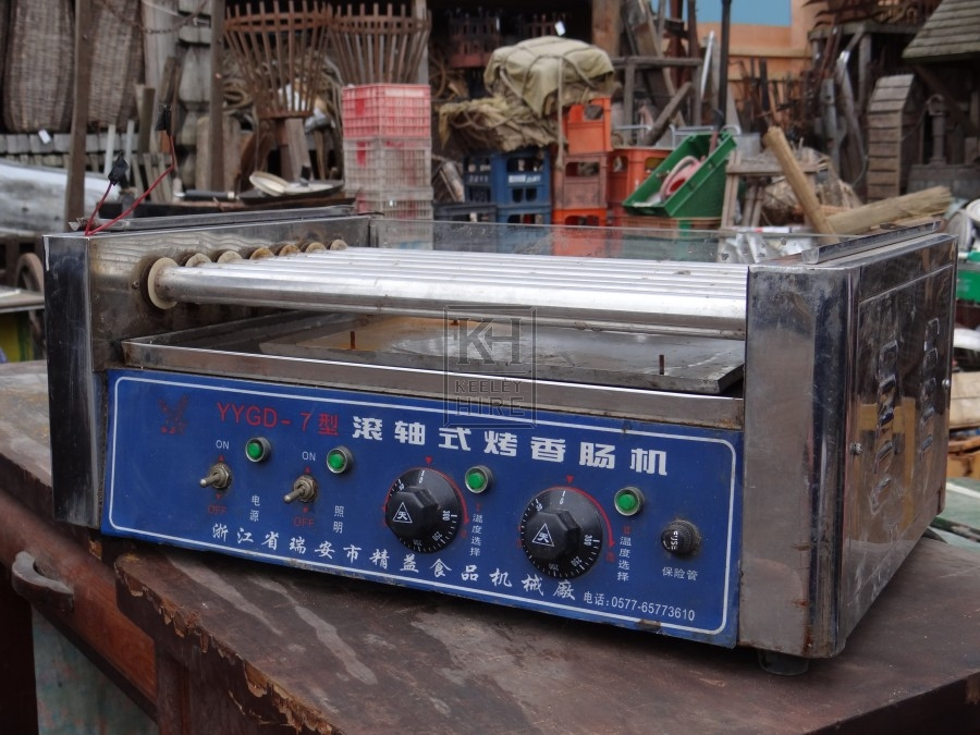 Chinese Hot Dog Cooking Unit