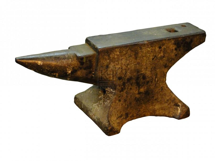 Blacksmiths Anvil #4
